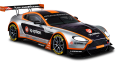 Black Aston Martin Racing Car 5