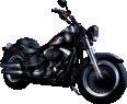 Image - Entourage - Black Color Harley Davidson 6