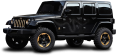 image - entourage - black jeep wrangler dragon edition car 4