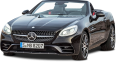 image - entourage - black mercedes amg slc 43 car 11