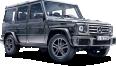 Image - Entourage - Black Mercedes Benz G Class SUV Car 13