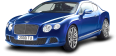 Image - Entourage - Blue Bentley Continental GT Speed Car 4