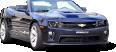 Image - Entourage - Blue Chevrolet Camaro ZL1 Convertible Car 16