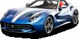 image - entourage - blue ferrari f60 america car 17