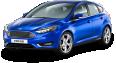 Blue Ford Focus Car 6