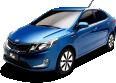 Image - Entourage - Blue Kia K2 Car 16