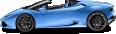 image - entourage - blue lamborghini huracan lp 610 4 spyder car 22