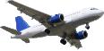 image - entourage - blue plane 332
