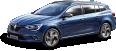 Image - Entourage - Blue Renault Megane Sport Tourer Car 26