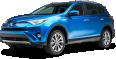 Image - Entourage - Blue Toyota RAV4 Hybrid Car 27