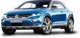 Image - Entourage - Blue Volkswagen T Roc Car 9