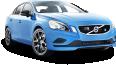 image - entourage - blue volvo s60 polestar car 9