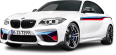 image - entourage - bmw m2 coupe white car 24