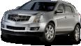 Cadillac SRX Grey Car 19