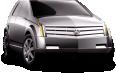 Cadillac Vizon Grey Car 26