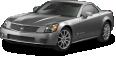Cadillac XLR V Grey Car 17