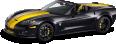 Image - Entourage - Chevrolet Corvette 427 Convertible Car 12