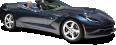 Chevrolet Corvette Stingray Convertible Car 32