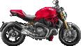 Ducati Monster Red 23