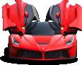 Ferrari Laferrari Doors Open 37