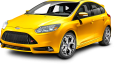 Image - Entourage - Ford Focus Yellow Car 15