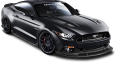 Image - Entourage - Ford Mustang Hennessey Black Car 40