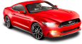Image - Entourage - Ford Mustang Red Car 17