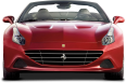 Front View of Ferrari California T Car 42