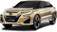 Image - Entourage - Gold Honda Concept D Car 47