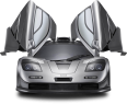 image - entourage - gray 1997 mclaren f1 gt car 27