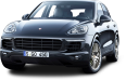 Gray Porsche Cayenne Car 45
