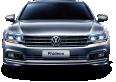 Image - Entourage - Gray Volkswagen Phideon Front View Car 46