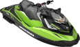 Green Jet Ski 261