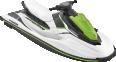 Green Jet Ski 362