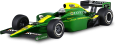 Image - Entourage - Green Lotus Cosworth Racing Car 20