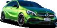 Image - Entourage - Green Mercedes Benz A Class Car 49