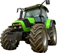 image - entourage - green tractor 164