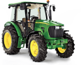 Green Tractor 366