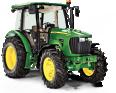 image - entourage - green tractor 366
