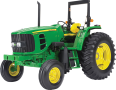 Green Tractor 568
