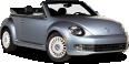 Image - Entourage - Grey Volkswagen Beetle Denim Car 52