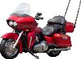 Harley Davidson Red 45