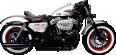 Harley Davidson Red 47