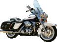 Harley Davidson Silver 49
