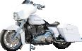 Image - Entourage - Harley Davidson White 53
