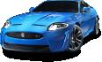 Image - Entourage - Jaguar XKR S Blue Car 49