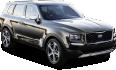 Kia Telluride Black Car 55