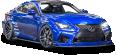 Image - Entourage - Lexus RC F Blue Car 61