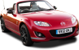Image - Entourage - Mazda MX 5 Kuro Red Car 41