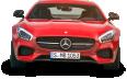 Image - Entourage - Mercedes AMG GT Red Car Front 40